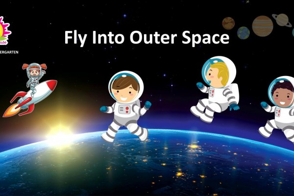 DỰ ÁN FLY INTO OUTER SPACE